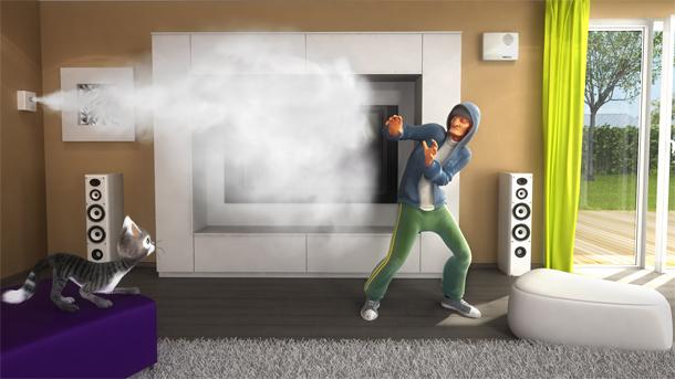 générateur de brouillard
