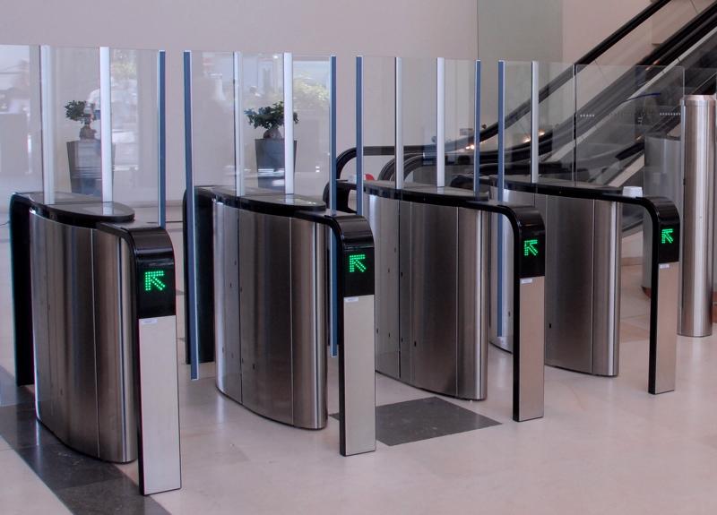 Couloirs de sécurité